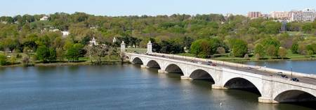 Arlington Memorial Bridge and Avenue
