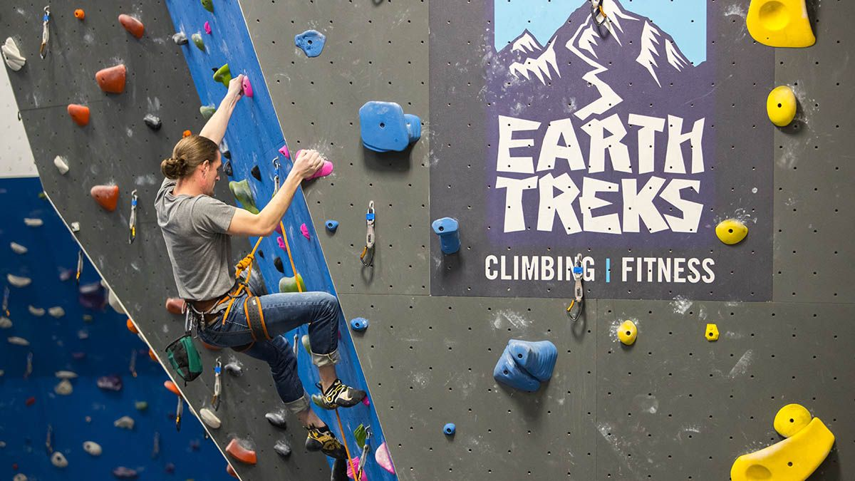 Earth Treks Crystal City Climbing Center