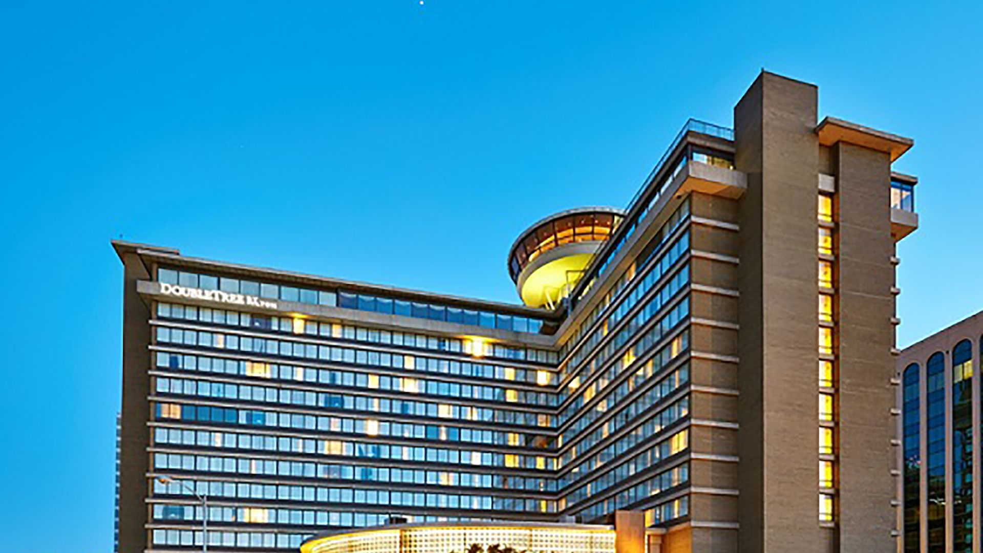 DoubleTree by Hilton Hotel Washington DC - Crystal City