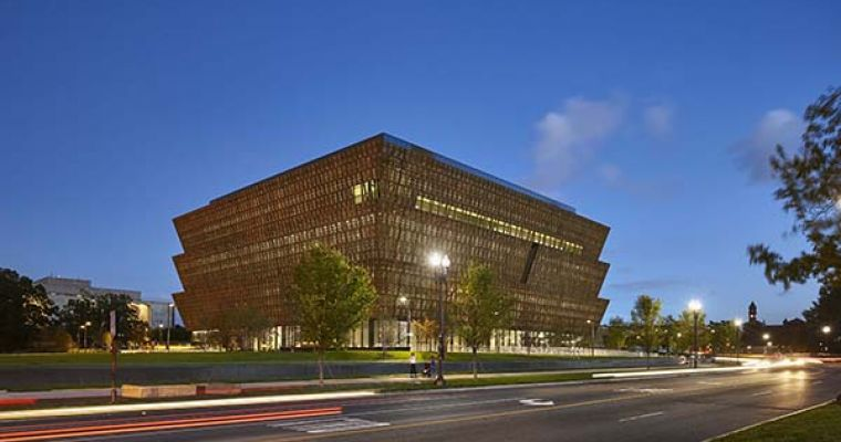 National Museum of African American History and Culture, photo by Douglas Remley