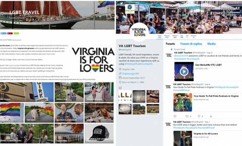 @VisitGayVa / Virginia Tourism Corporation