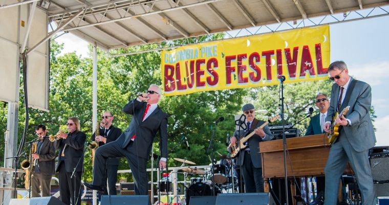 Columbia Pike Blues Festival